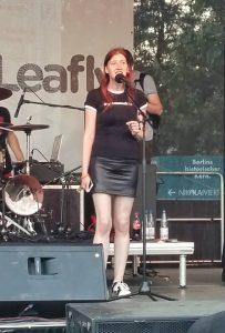 Rede auf der Hanfparade, 2016